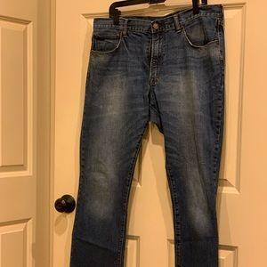 Gap Boot Cut Blue Jeans